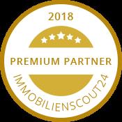 Immobilienscout24 Premium-Partner 2018 DH Immobilien