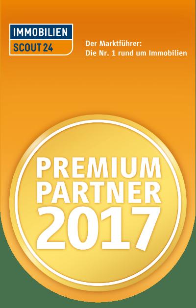Immobilienscout24 Premium-Partner 2017 DH Immobilien